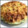 Cheese & Onion Pudding
