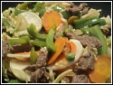 Honey Beef Stir-fry