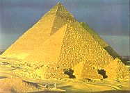 Pyramids of Cheops