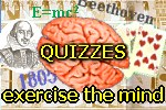 quizzes exercise the mind