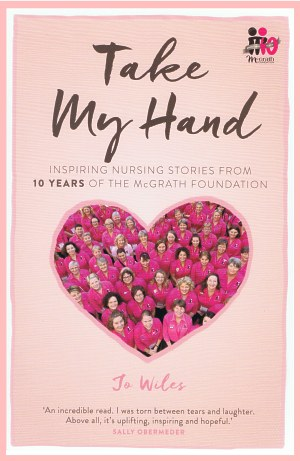 book cover of Take My Hand